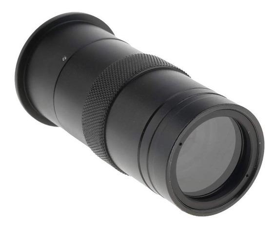 Câmera Digital Microscópio Industrial 100x Bnc Av Tv Vídeo Z