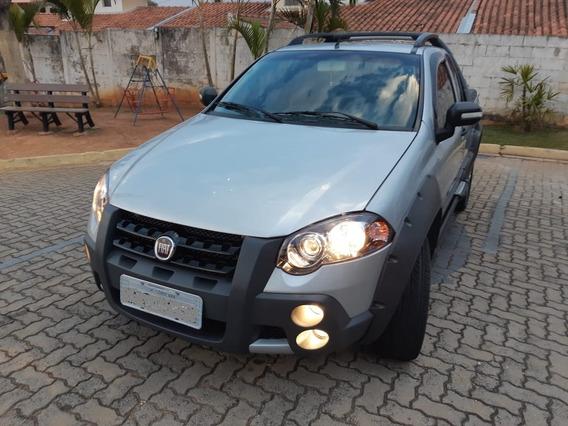 Fiat Strada 1.8 Adventure Locker Ce Flex 8v - Troco Fiorino