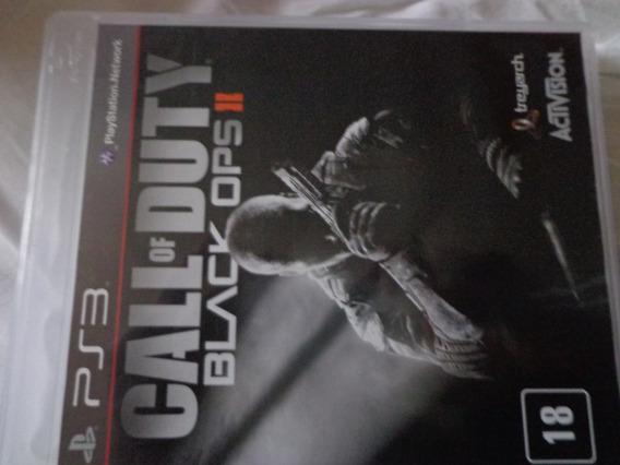 Call Of Duty Black Ops 2 Ps3 Mídia Física $55