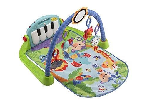 Imagen 1 de 6 de Kick Fisher-price And Play Piano Gym