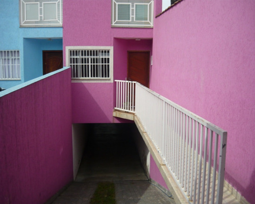 Imagem 1 de 9 de Sobrado - Sb0002666 - 33375182