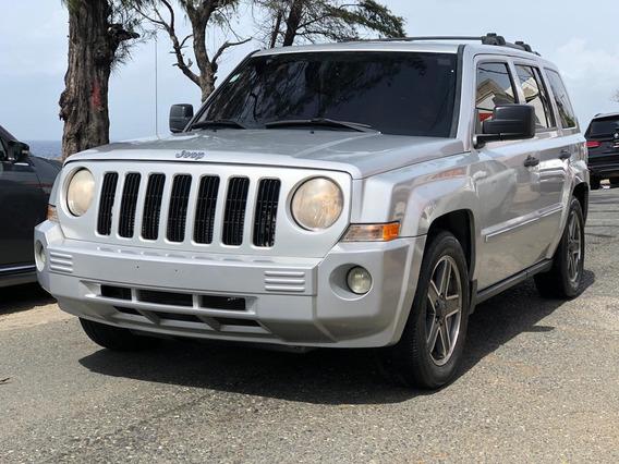 Jeep Patriot Americano