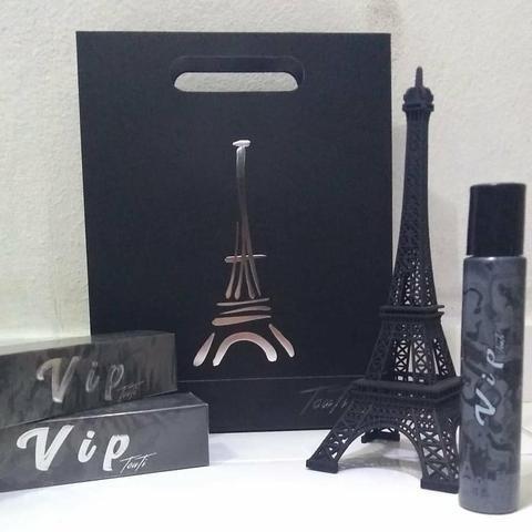 Kit Com 25 Perfumes Vip Touti
