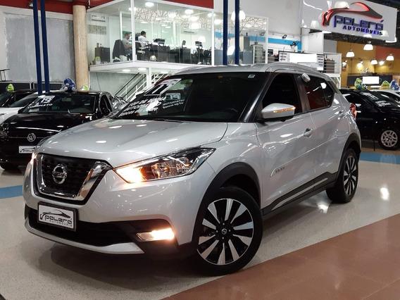 Nissan Kicks Sl 1.6 Flex Xtronic 2017 Completa Novíssima!