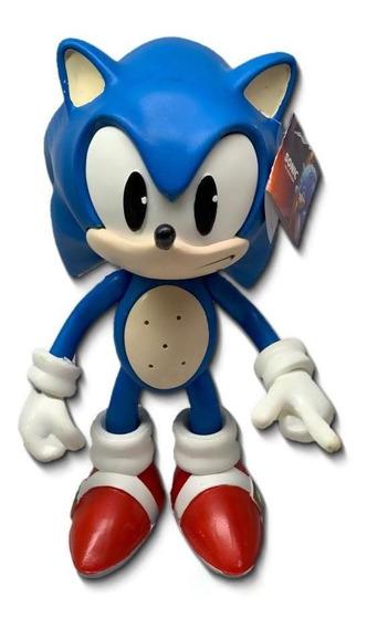 Muñeco Sonic The Hedgehog Clásico Articulable.
