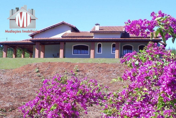 Chácara Com 03 Dormitórios À Venda, 7000 M² Por R$ 530.000 - Tuiuti - Tuiuti/sp - Ch0231