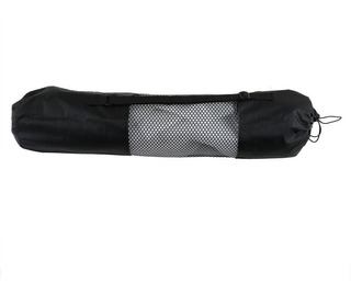 Portátil Yoga Pilates Mat Nylon Bolsa De Nylon Carrier Malha