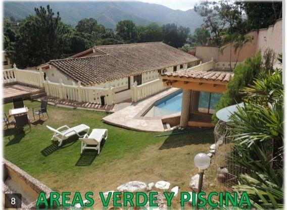Quinta En El Castaño Vía Al Parque Nacional Hp 04145999871