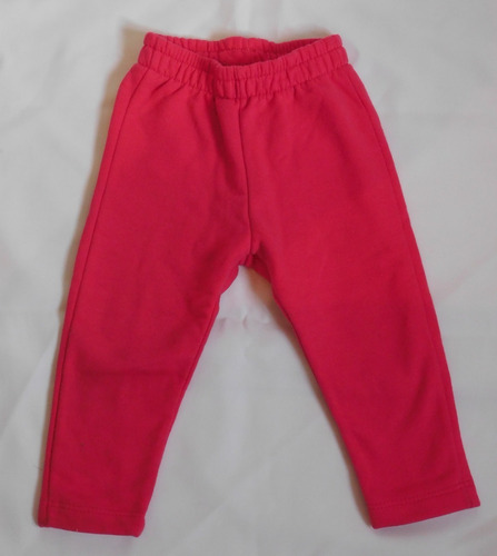 Pantalón Joggins Nena Color Rosa