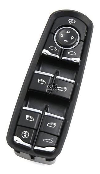 Interruptor Comando Botão Vidro Porsche Cayenne E Panamera