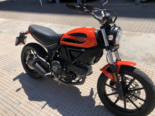 Ducati Scrambler 400 - 2018 Solo 1.000km!!!!