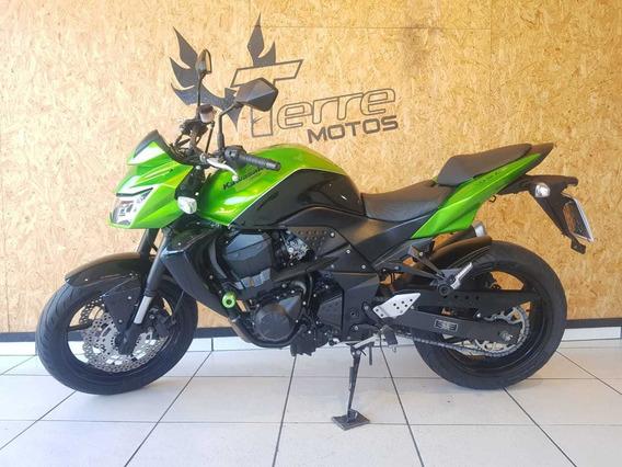Kawasaki - Z 750 2012