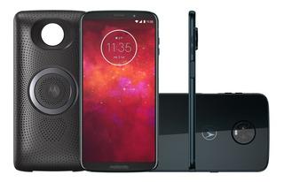 Smartphone Motorola Xt192 Moto Z3 Play Speaker | Vitrine