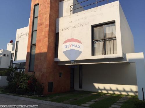 Imagen 1 de 8 de Venta  Casa Amueblada Cuautla Morelos