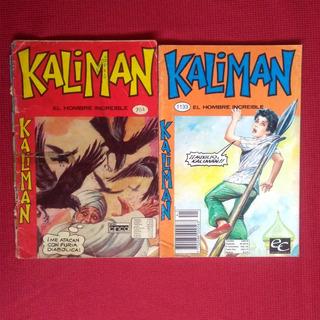 Kaliman, Revista Cómic