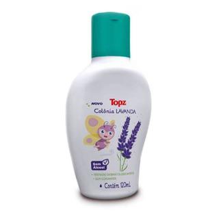 Topz Baby Lavanda Deo Colônia 120ml