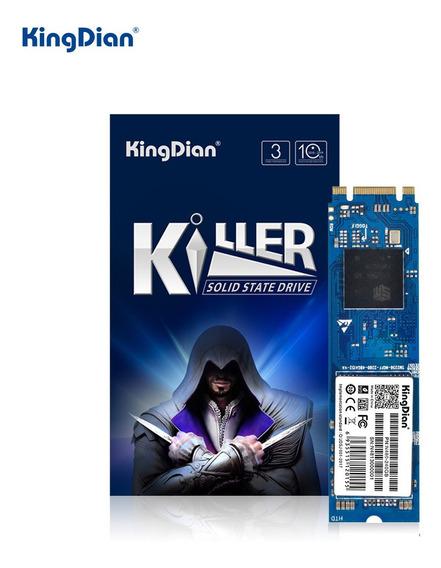 Ssd M2 Kingdian N480 512gb Leitura/escrita 520/562 Mb/s