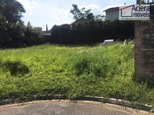 Terreno À Venda, 322 M² - Jardim Das Paineiras - Cotia/sp - Te1576