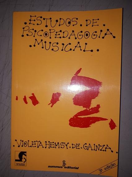 Estudos De Psicopedagogia Musical