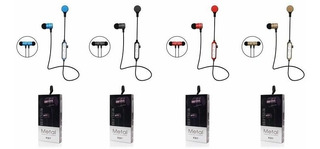 Auriculares Bluetooth Manos Libres Lee Memoria Microsd K07