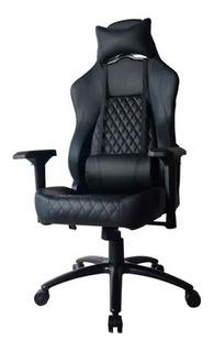 Silla Gamer Xtrike Y2520 Black Reclinable Almohada Espalda