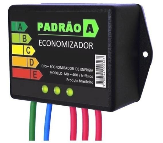 Protetor De Rede Dps E Economizador De Energia /trifásico