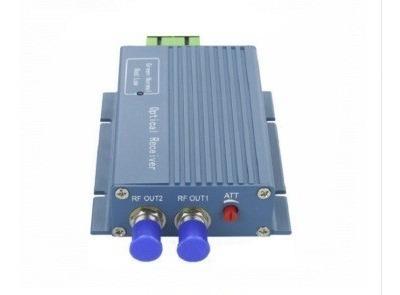 Receptor Óptico Catv Fttx - Wdm 40-1000mhz -2 Rf - 1550nm