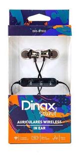 Auriculares Inalambricos Bluetooth Dinax