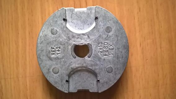 Disco De 2 Pesos ( 1 + 1 ) Para Monedero Beaver.