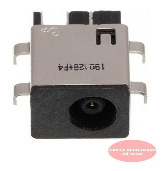 Conector Dc Jack Samsung E21 X23 Np300e5k Np300e5m Np300e5l