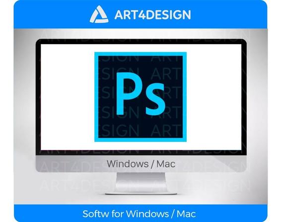 Adobe Photoshop Cc 2020   Envio Imediato + Brindesbonus!