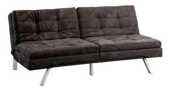 Mueble Sofa Cama Microfibra Sauder Durant 412787