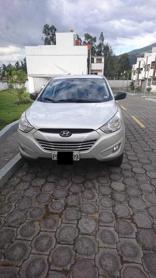 Hyundai Tucson Ix Año 2012