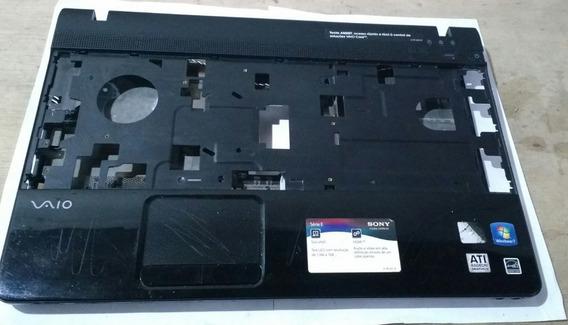 Carcaça Inferior E Superior Notebook Sony Pcg-61611x