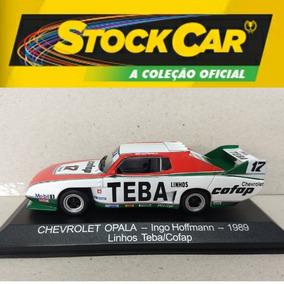 Miniatura Opala 1989 - Coleção Stockcar ***41