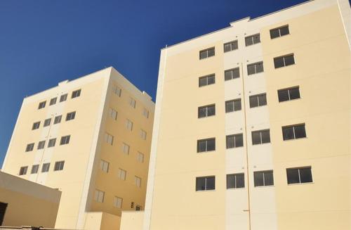 Imagem 1 de 12 de Apartamento Em Vila Miranda, Itaquaquecetuba/sp De 50m² 3 Quartos À Venda Por R$ 224.000,00 - Ap1248590