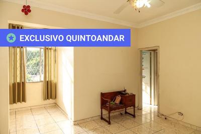 Apartamento No 3º Andar Mobiliado Com 2 Dormitórios - Id: 892906249 - 206249