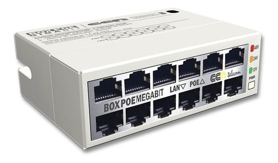 Ccn- Box Poe Megabit 10/100