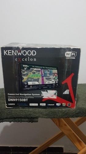 Kenwood Excelon Dnn 9150bt + Interface Volante