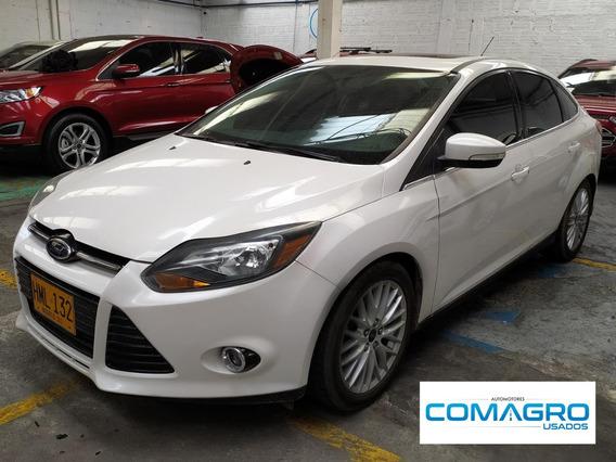 Ford Focus Titanium Aut. 2014 Hml132