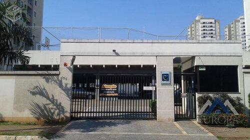 Apartamento Com 2 Dormitórios À Venda, 50 M² Por R$ 215.000,00 - Igapó - Londrina/pr - Ap0813