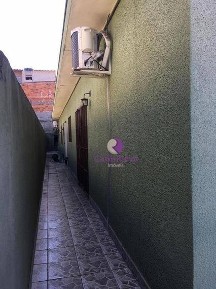 Casa Com 3 Dormitórios À Venda - Cidade Edson - Suzano - Ca0479