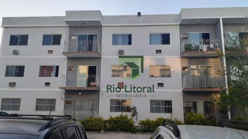 Amplo Apartamento De Dois Quartos, Sendo Suíte, Em Condomínio Com Piscina. - Ap0585