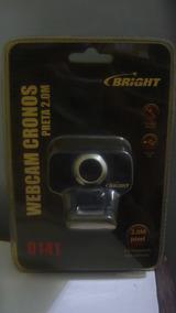 Webcam Cronos 2.0m Nova!!!
