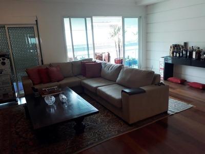 Apartamento Em Campo Belo, São Paulo/sp De 163m² 3 Quartos Para Locação R$ 6.500,00/mes - Ap226271
