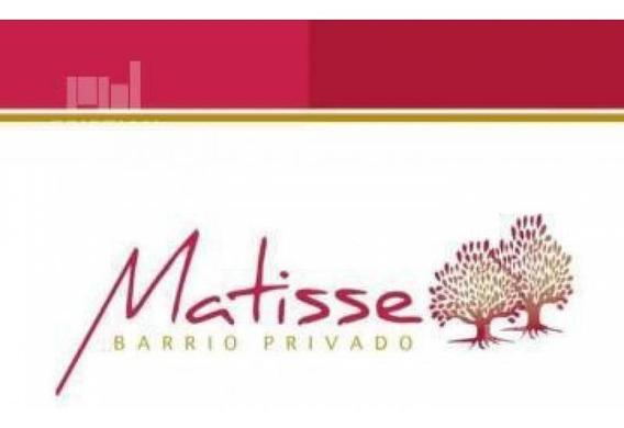 Terreno - Barrio Privado Matisse - Los Cardales