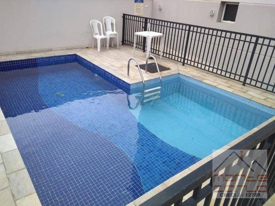 Urgente, Apto. Mobiliado: 3 Dorm. (1 Suíte) Vende, 63 M² - Nova Petrópolis - São Bernardo Do Campo/sp - Ap0769