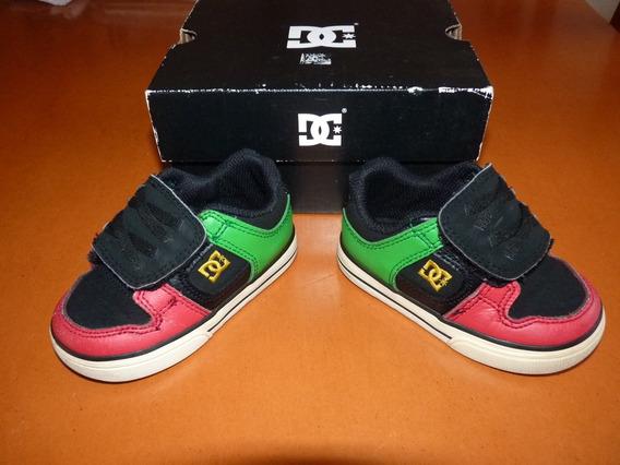 Zapatos De Niño Dc Shoes Usa Original