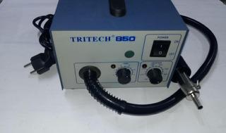 Estação De Retrabalho Ar Quente Soprador Tritech 850 220v