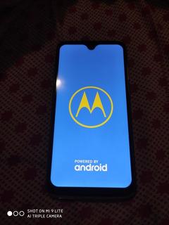 Celular Moto G7 64gb E 4ram